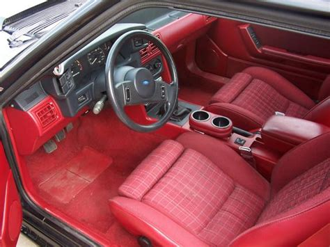 how to fix cars 1989 ford mustang interior lighting blowergt 1989 ford mustang specs photos modification info at cardomain