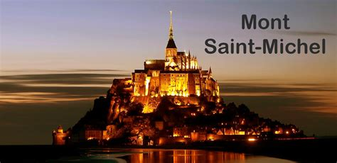 visite du mont saint michel arts  voyages