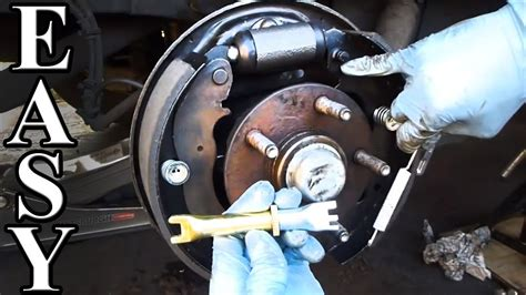 change drum brakes  depth ultimate guide youtube