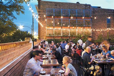 rooftop restaurants  chicago  outdoor dining