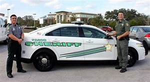 NASCAR inspires look of new Pasco sheriff's patrol cars