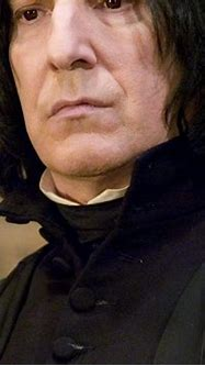 Professor Snape becomes a whole new person after inhaling ...