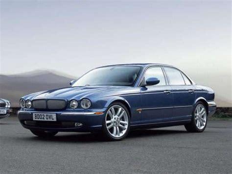 jaguar xj models trims information  details