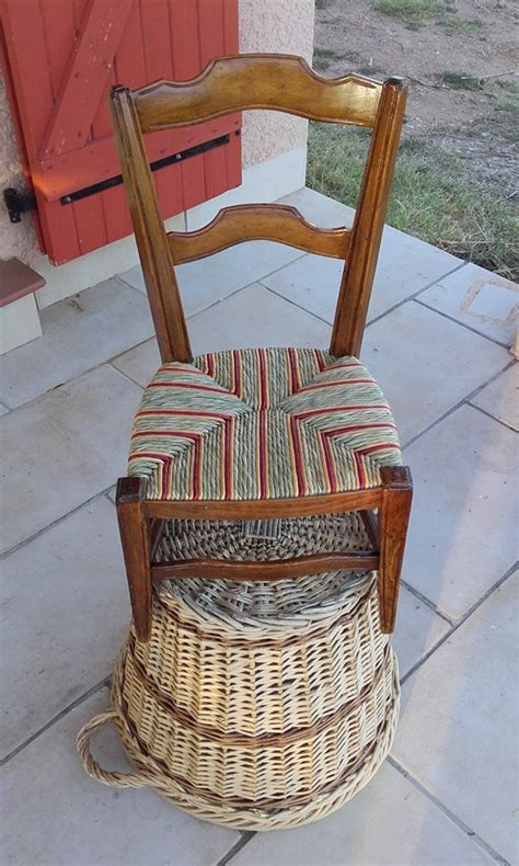 rempaillage de chaise rempaillage maître rempailleur
