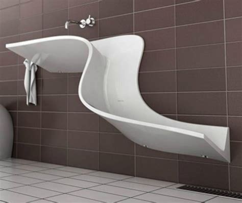 Smallest Vessel Sink by 18 Creative And Modern Bathroom Sinks Designs