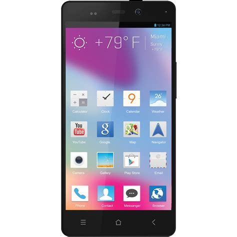 smart phone l240a 32gb smartphone unlocked black