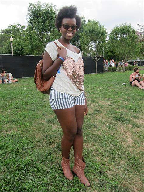 Ebony Showed Some Serious Lollapalooza Love With A