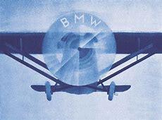 Что означает белосиний значок BMW?
