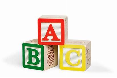 Blocks Abc Building Alphabet Background Toy Preschool