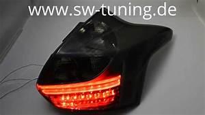 Ford Focus Mk3 Tuning : sw celis led r ckleuchten smoke ford focus mk3 dyb sw ~ Jslefanu.com Haus und Dekorationen