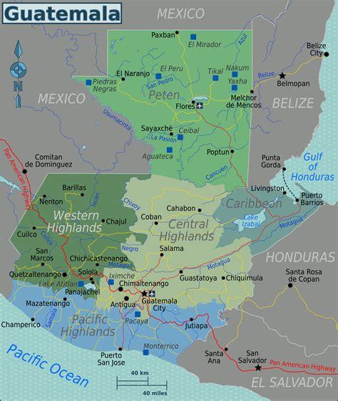 rabinal guatemala map