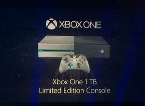 Microsoft Announces Xbox One Limited Edition Halo 5 ...