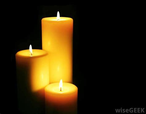 Animated Burning Candle Wallpaper - candle image