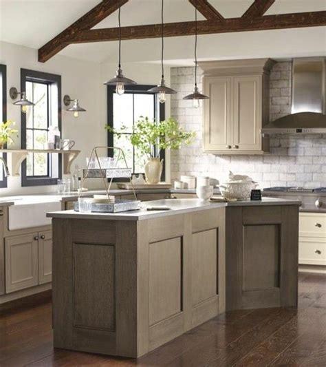 cabinets in kitchen cuisine couleur gris perle couleur taupe en dcoration 4553