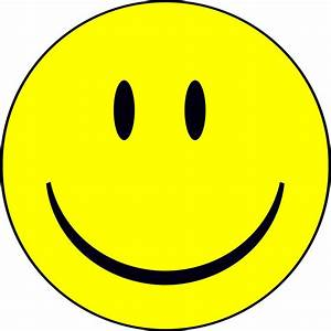 Winking Smiley Face Clipart - Clipart Suggest