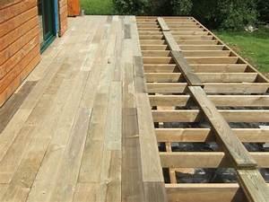 Prix Bois Terrasse Classe 4 : terrasse bois pin classe 4 nos conseils ~ Premium-room.com Idées de Décoration
