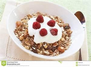 afvallen met yoghurt en muesli