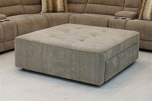 furniture oversized ottoman coffee table for stylish With oversized coffee table with storage