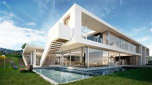 Architectural Rendering | Architectural visualization of a ...