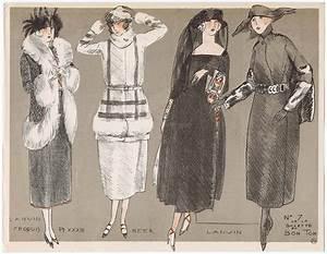 Bon Price Mode : la mode pour l 39 automne 1920 croquis xxxiii from gazette du bon ton volume 2 no 7 museum ~ Eleganceandgraceweddings.com Haus und Dekorationen