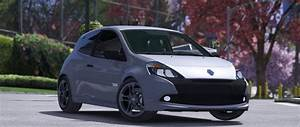 Gta 5 Renault Clio 3 Rs 2010  Replace  Mod