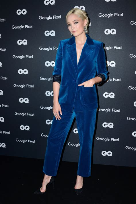 Gq Of The Year by Pom Klementieff Gq Of The Year Awards 2018 In