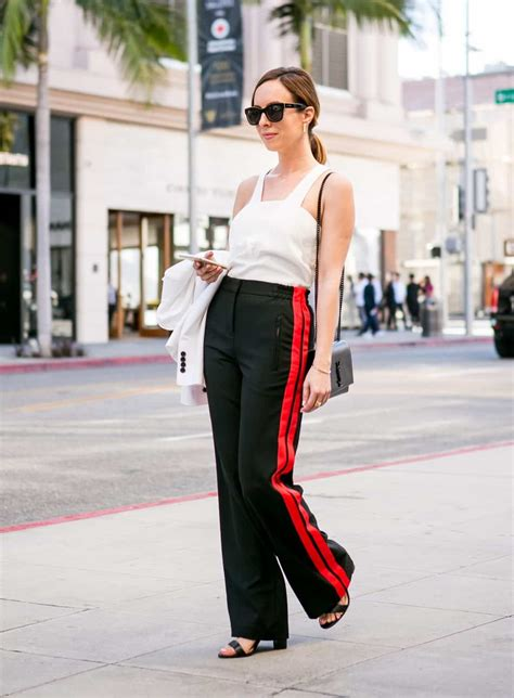 Track Pants Trend: How To Wear Them From Casual To Office ...