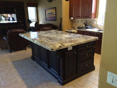 granite island kitchen my kitchen island copenhagen granite with 3 inch beveled