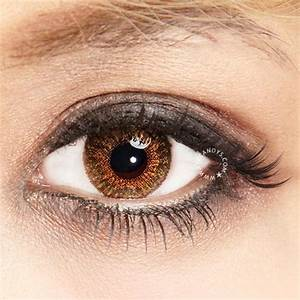 Buy Freshlook Dailies Pure Hazel Colored Contacts | EyeCandys