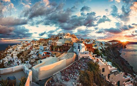 Santorini, Greece  Most Beautiful Spots
