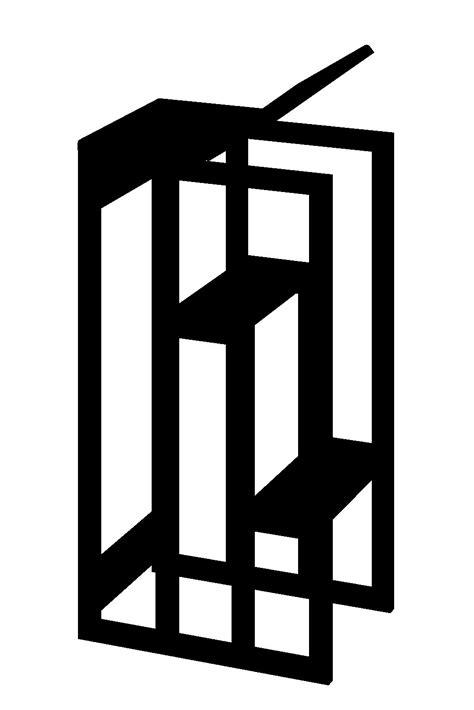 Sgabello Scaletta by Scaletta Sgabello Design