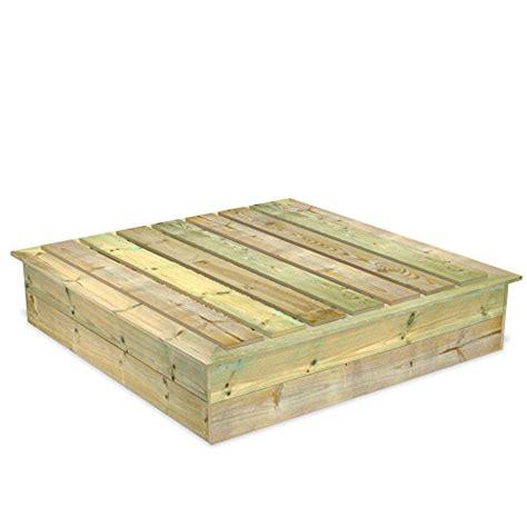 Wickey King Kong Sandkasten Aus Holz Sandkastenfreunde