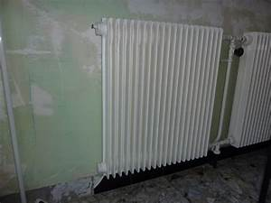 Comment Démonter Un Radiateur En Fonte : remplacer radiateur chauffage central great toftdbjpg ~ Premium-room.com Idées de Décoration