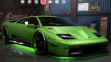 Need For Speed: Payback - Lamborghini Diablo SV ...