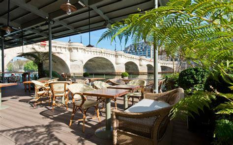les jardins du pont neuf le restaurant chic et d 233 tente en
