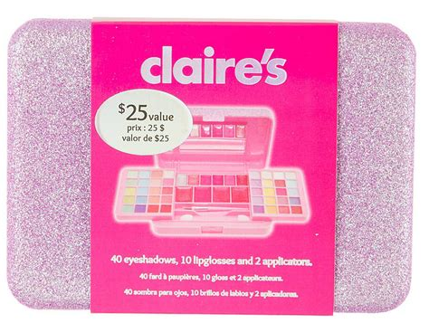 claires issues recall  finding asbestos