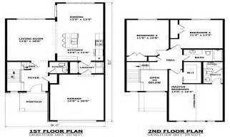 2 house floor plans modern two house plans 2 floor house two storey modern house designs mexzhouse com