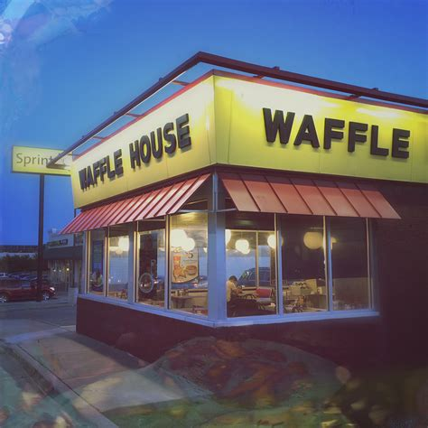 Waffle House Has Its Own Record Label Just To Release