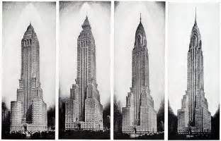 chrysler building opened 85 years ago today