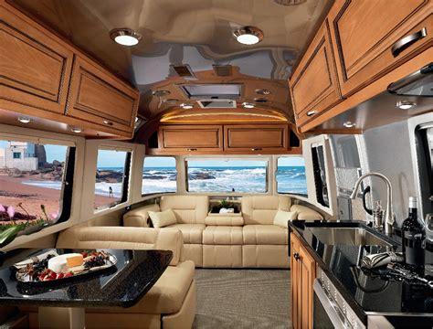 luxury travel trailer  airstream classic xl