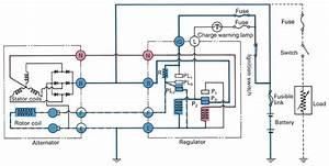 Cara Kerja Sistem Pengisian   Charging System   Konvensional Pada Mobil