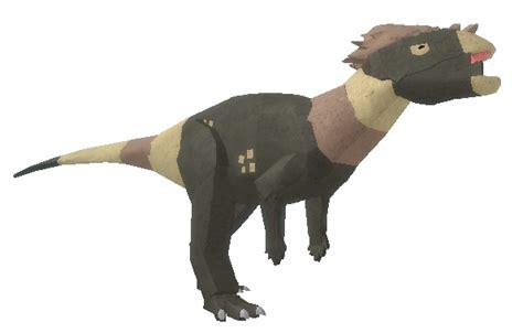 pachycephalosaurus dinosaur simulator wiki fandom