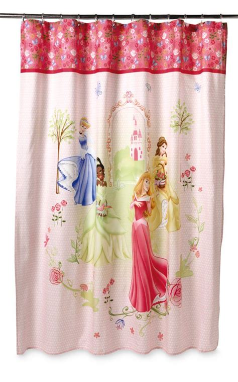 disney shower curtain