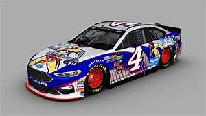 2018 Kevin Harvick Fictional MLB All Star Game Ford ...