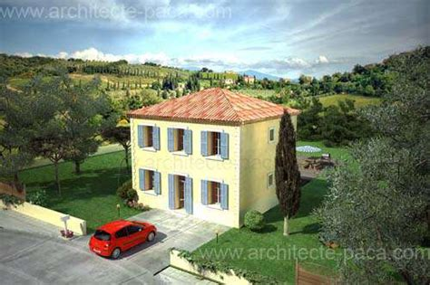 dessiner un plan de cuisine plan de maison provençale 4 5 pièces villad 39 architecte 142