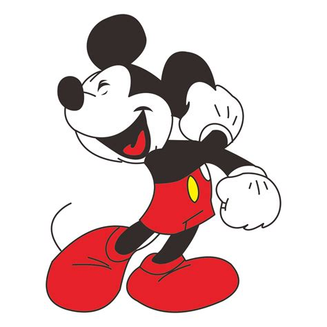 Kumpulan Vector Mickey Mouse File Coreldraw Free