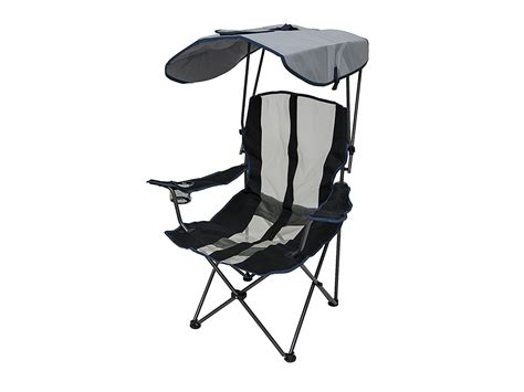 Kelsyus Original Canopy Chair With Weather Shield by Review Of The Top 8 Best Cing Chairs In 2016 Best Sorted