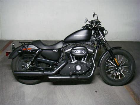 Harley Davidson Sportster 883 Iron Motorcycles For Sale In