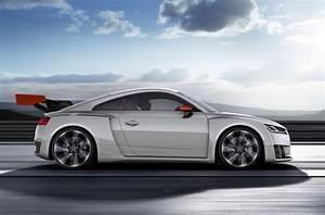 Nouvelle Audi Tt 2015 : audi tt clubsport turbo aussi fort qu une r8 ~ Melissatoandfro.com Idées de Décoration