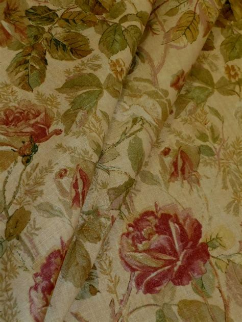 ralph lauren marston gate floral fabric